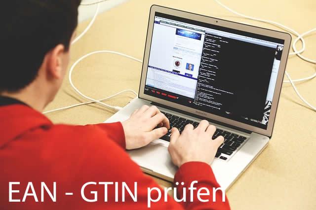 EAN  und GTIN Nummern | Online prüfen und berechnen
